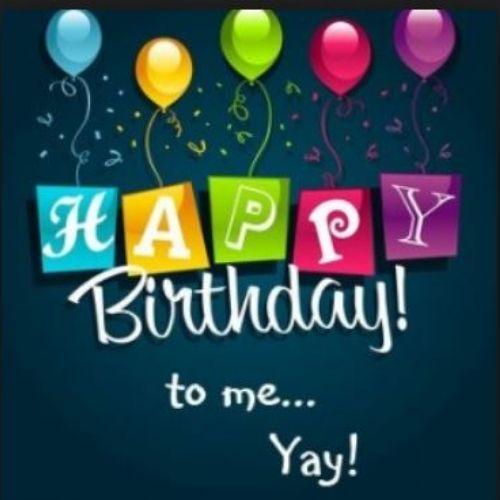 Happy Birthday To Me Pics For Whatsapp DP PIC