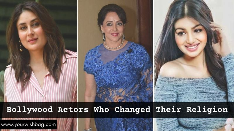 Bollywood Actors Who Changed Their Religion [List]