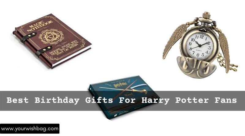 Best Birthday Gifts For Harry Potter Fans