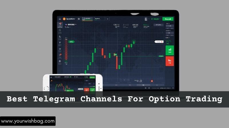 Best Telegram Channels For Option Trading