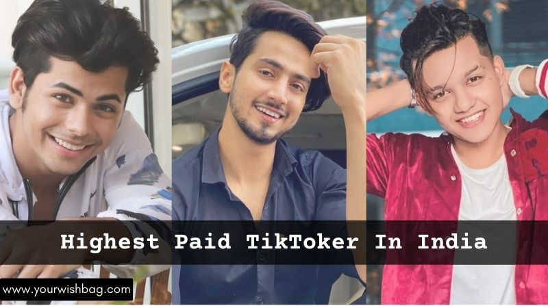 10 Highest Paid TikToker In India [Updated List For This Year]