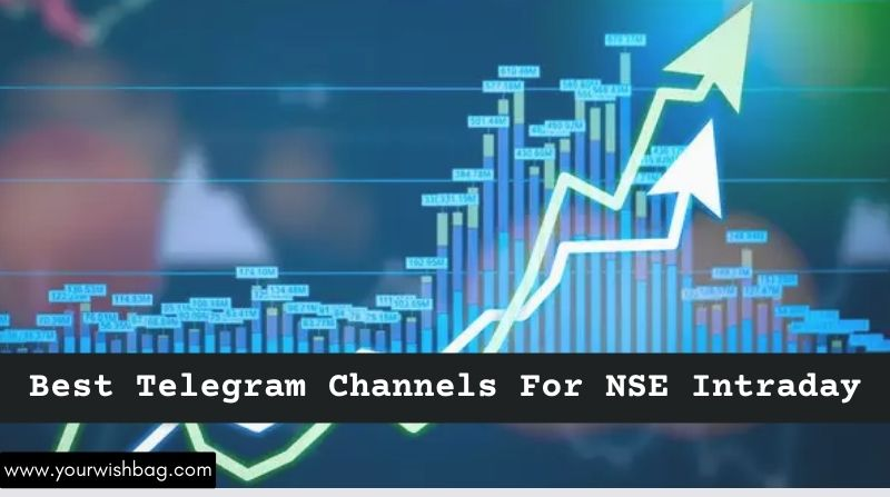 Best Telegram Channels For NSE Intraday