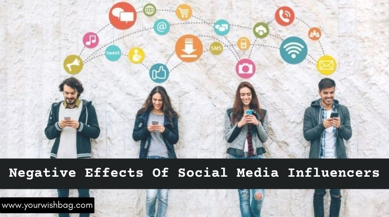 Negative Effects Of Social Media Influencers On Youth