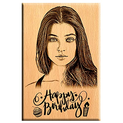 Personalized Engraved Wooden Plaque