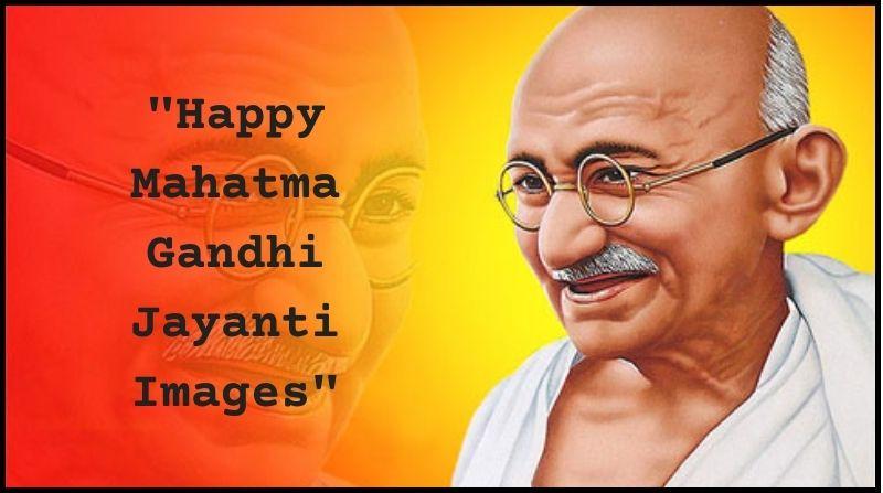 Happy Mahatma Gandhi Jayanti Images